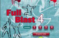 كل ما يتعلق بمنهج Full Blast 4 – فل بلاست 4 للتحميل المجاني