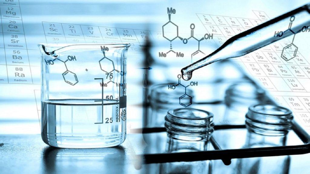اختبارات كيمياء