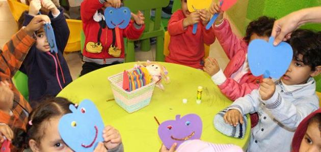 مجموعة عروض باوربوينت لرياض الأطفال