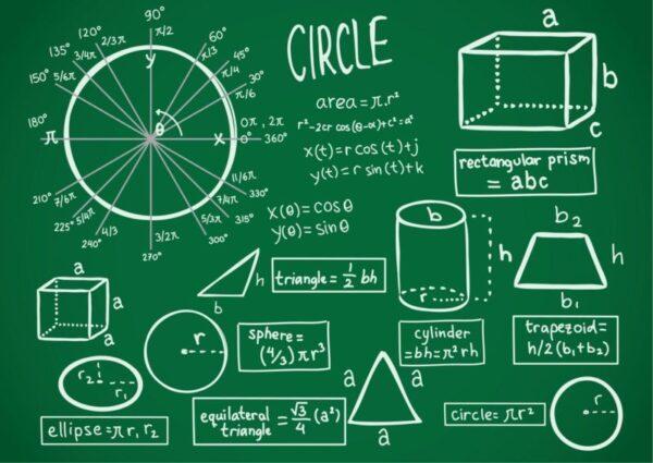 توزيع مادة الرياضيات