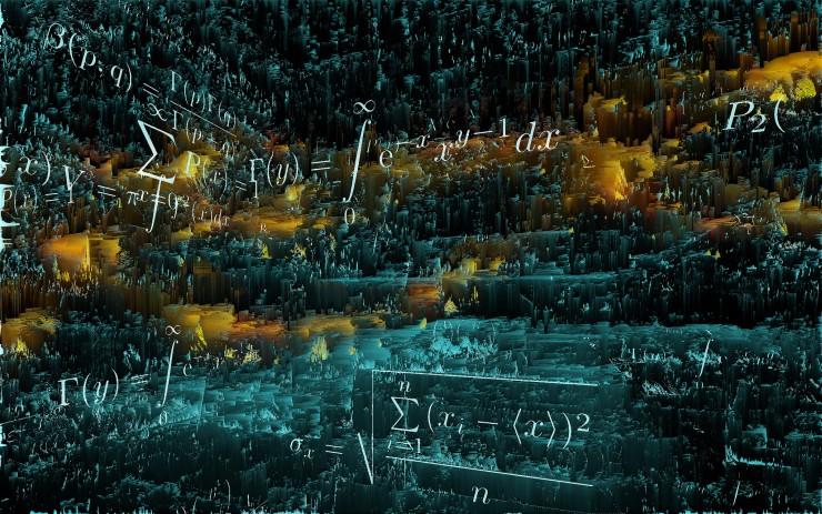 توزيع منهج الرياضيات 4 مقررات