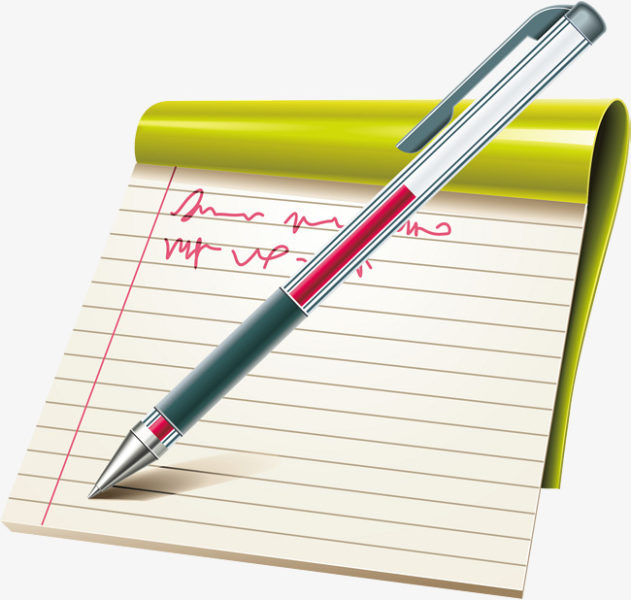 Ручки и тетради картинки