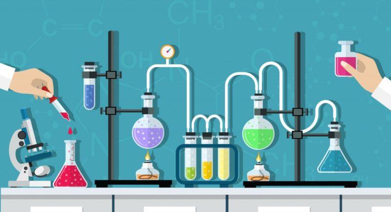 مجموعة من التجارب العملية