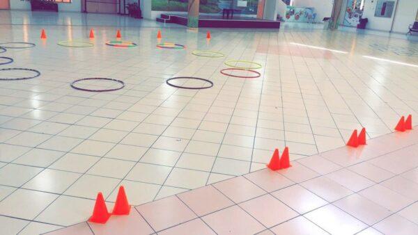 برنامج التربية البدنية المعززة لصحة الطالبات