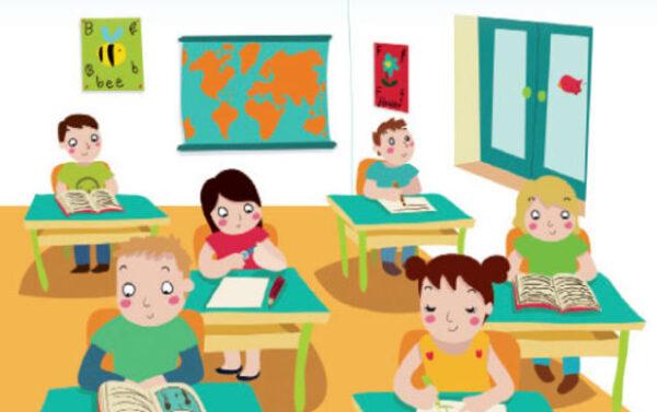 بطاقة زيارة مدرسية تصميم جديد 1440 هـ - 2019 م