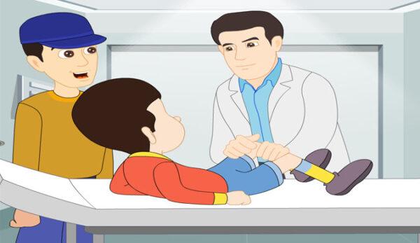 تحضير وحدة صحتي وسلامتي رياض اطفال