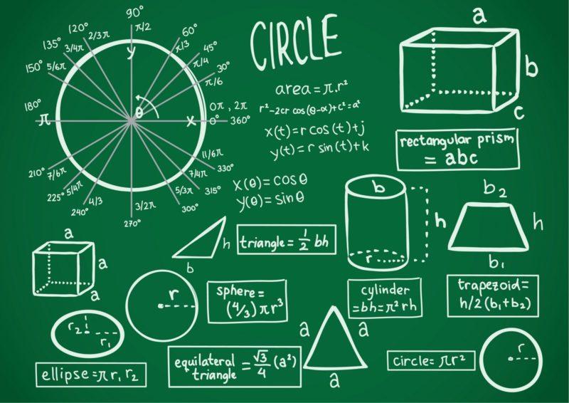 مذكرة الرياضيات الثاني المتوسط الفصل الاول