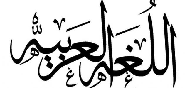 استمعت الى حلقة اذاعية يدور الحوار فيها حول اللغه العربية