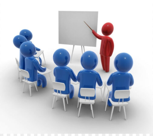 بيان باسماء المعلمات الحاضرات الحلقات التآزرية