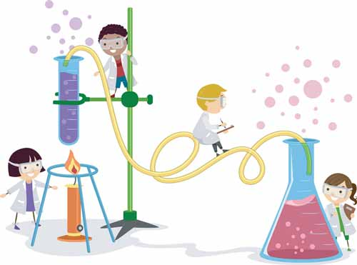 اختبار تقويم مهارات العلوم الصفوف العليا المرحلة الابتدائية