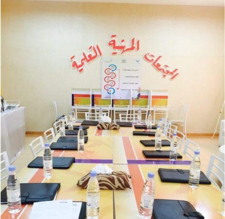 المجتمعات التعليمية المهنية