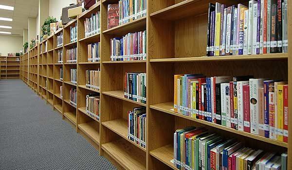 المواد المنظمة لاستعارات المكتبة