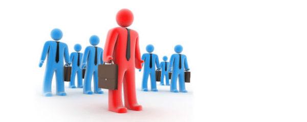 مقابلة بين شخصين عن مهنة المستقبل