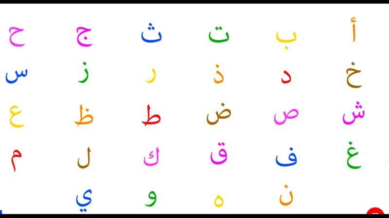 مذكرة الحروف العشرة الاول الابتدائي الفصل الثاني 1440 هـ - 2019 م