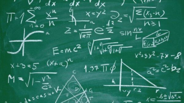 ملف مادة الرياضيات ثانوي مقررات