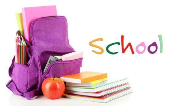 اذاعة عن الحقيبة المدرسية