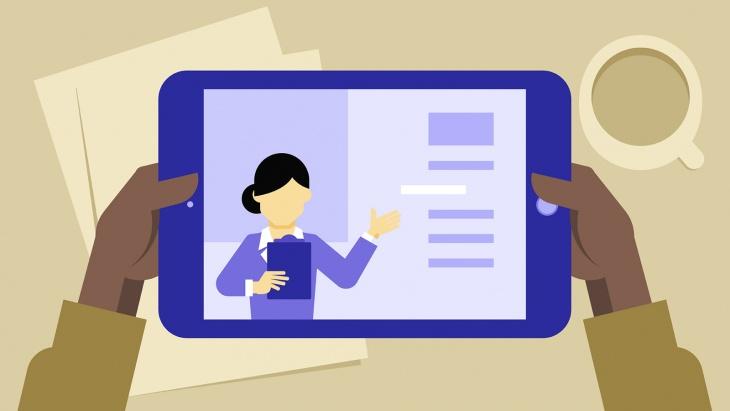 شرح وتعريف ملف الانجاز الالكتروني