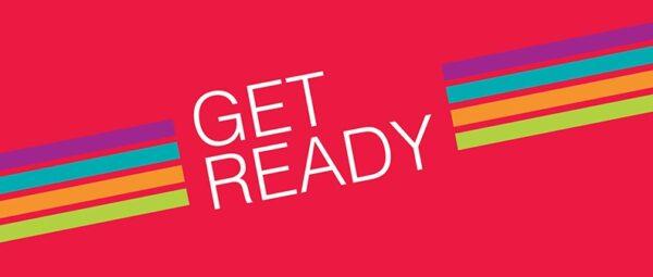 كتاب Get Ready 5 الطالب و التمارين السادس الابتدائي الفصل الاول 1441 هـ - 2020 م