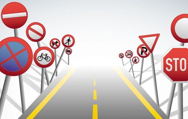 اذاعة كاملة عن السلامة المرورية لمدة خمسة أيام