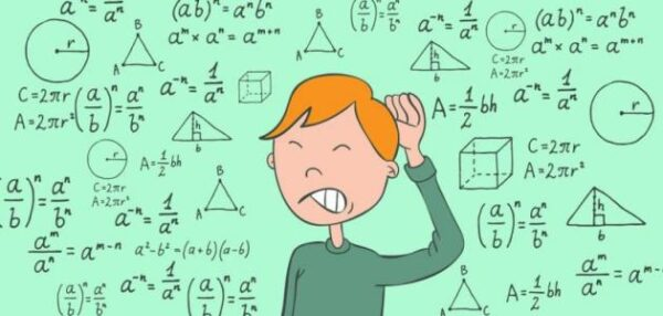 اشعار ضعف طالبة في مادة الرياضيات