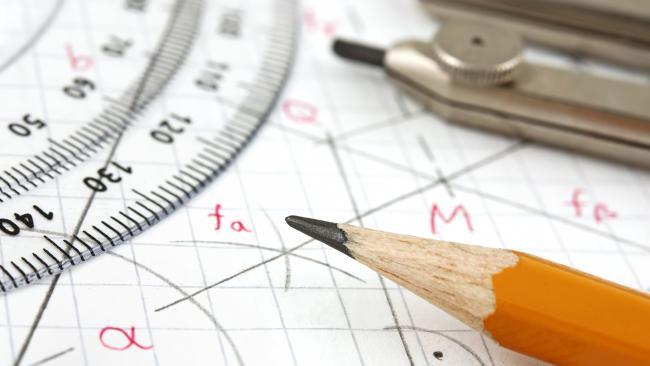 نماذج الاختبارات التحريرية الرياضيات السادس الابتدائي الفصل الاول