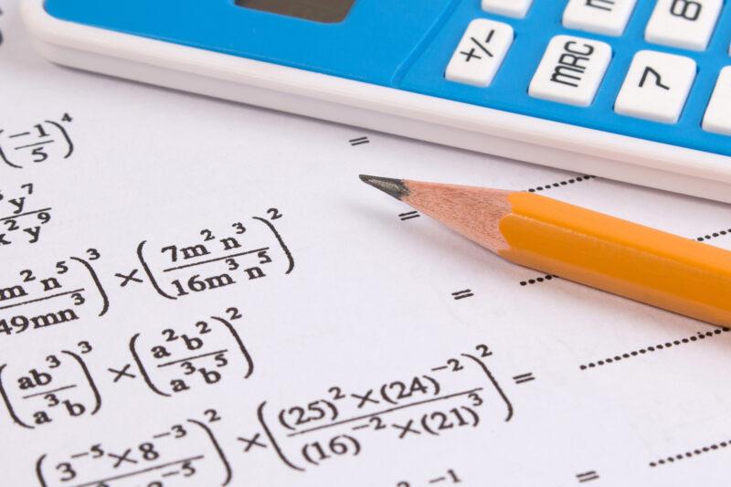 اختبار رياضيات خامس الفترة الاولى 1441 هـ