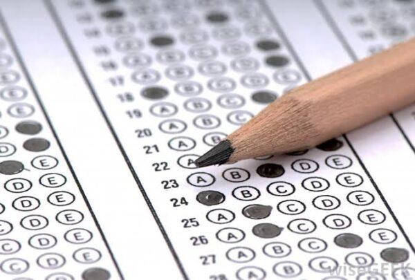 بطاقة الاختبار القرائي الثالث الابتدائي الفصل الاول 1441 هـ - 2020 م