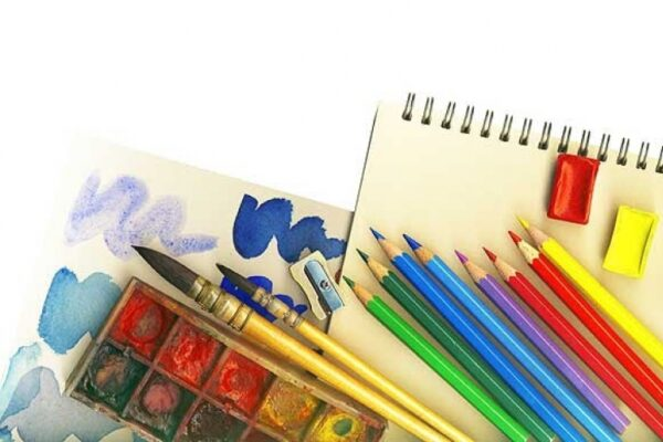 توزيع مادة التربية الفنية الثاني المتوسط الفصل الثاني 1441 هـ - 2020 م