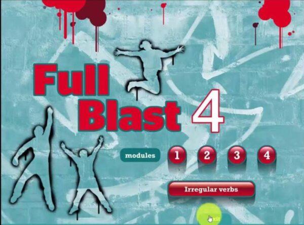 توزيع مادة 4 Full Blast الثاني المتوسط الفصل الثاني 1441 هـ - 2020 م