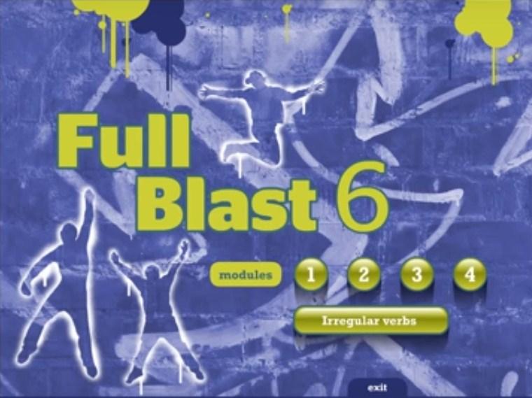 توزيع مادة 6 Full Blast الثالث المتوسط الفصل الثاني 1441 هـ - 2020 م