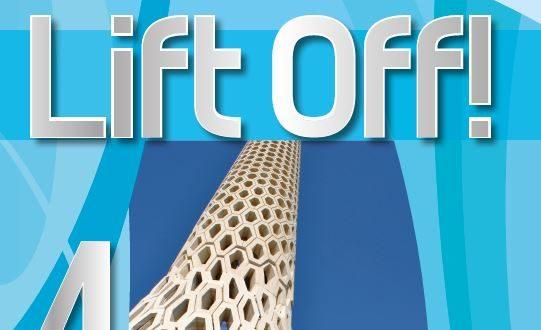 توزيع مادة Lift Off 4 الثاني المتوسط الفصل الثاني 1441 هـ - 2020 م