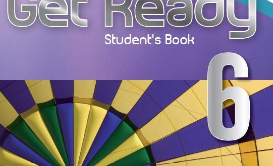 توزيع منهج Get Ready 6 السادس الابتدائي الفصل الثاني 1441 هـ - 2020 م