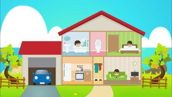 حل التربية الاسرية درس بيتي من وحدة مسكني الاول الابتدائي الفصل الثاني 1441 هـ - 2020 م