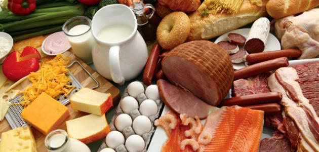 حل دروس وحدة الغذاء والتغذية التربية الاسرية الاول المتوسط الفصل الثاني 1441 هـ - 2020 م