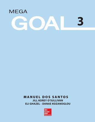 كتاب التمارين Mega Goal 3 المستوى الثالث النظام الفصلي و المقررات 1441 هـ - 2021 م