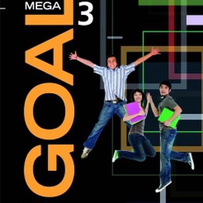 كتاب الطالب Mega Goal 3 المستوى الثالث النظام الفصلي