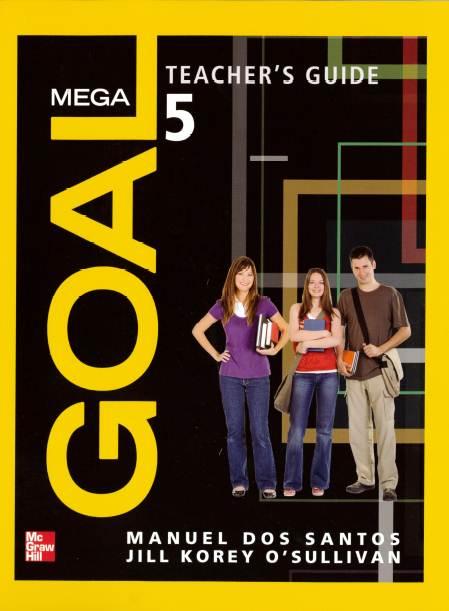 كتاب المعلم mega goal 3