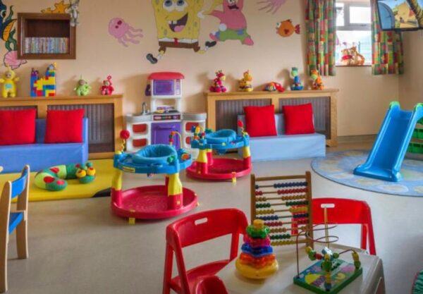 دليل البيئة المادية معلمات رياض الأطفال