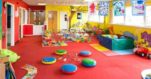 دليل الركن الادراكي مركز تدريب معلمات رياض الأطفال