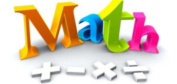 نموذج اختبار نهائي الرياضيات الاول الثانوي الفصل الاول 1442 هـ - 2021 م