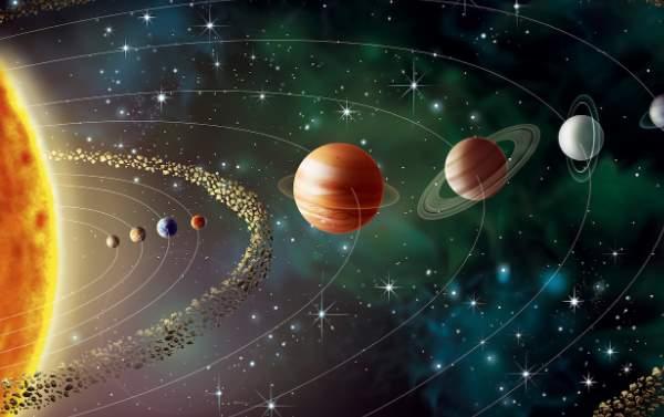 شرح دروس النظام الشمسي الصف الثاني الابتدائي الفصل الثاني 1442 هـ - 2021 م