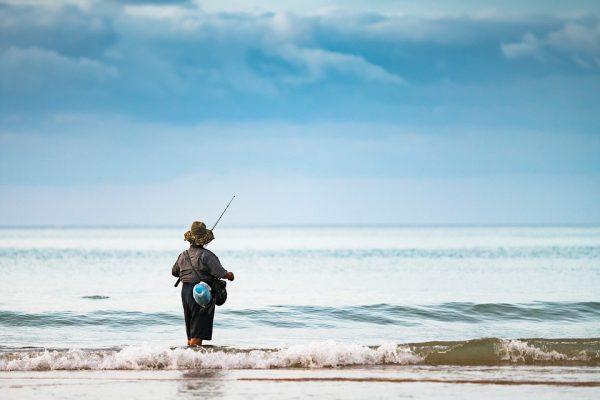 الفهم القرائي درس صياد على الشاطئ الثاني الابتدائي 1442 هـ - 2021 م