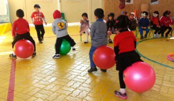 المهارات الحسية للاطفال
