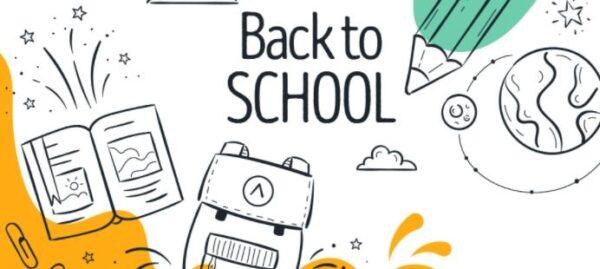 انشطة العودة الى المدرسة