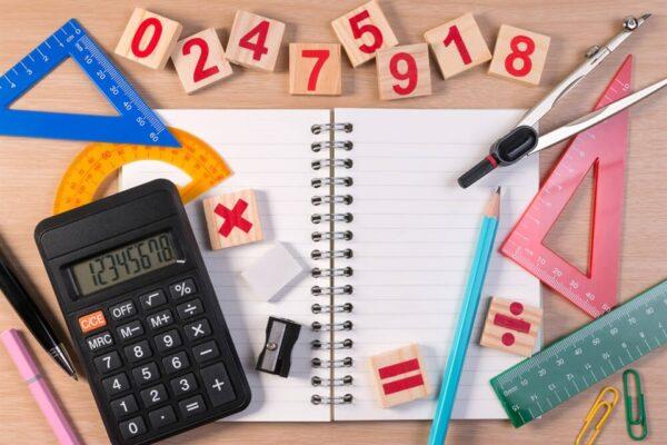 المهارات الاساسية لمادة رياضيات 4 الثاني الثانوي