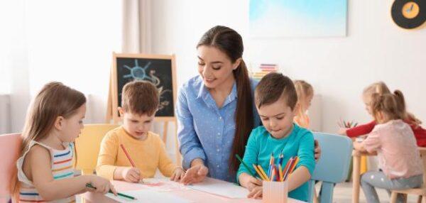 مهام والوصف الوظيفي لمعلمة رياض الاطفال