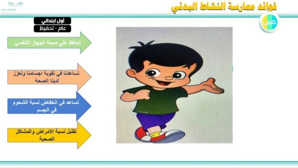 تحميل اختبار التربية البدنية والدفاع عن النفس الفترة الاولى الصف الاول الابتدائي الفصل الاول 1443 هـ - 2022 م